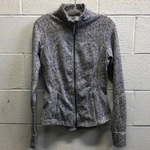 Lululemon multi jacket, sz 6, 63523